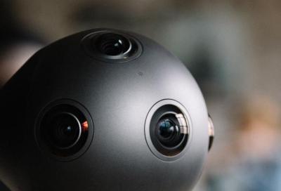 Nokia reveals professional VR camera