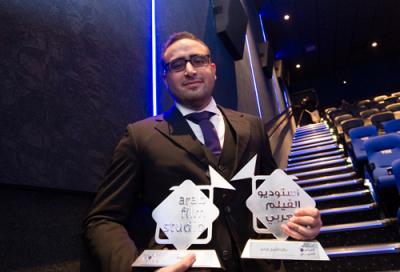 Budding UAE director scoops AFS short film prize