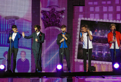 One Direction to use some Blackmagic on tour