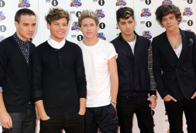 SGM moves to One Direction