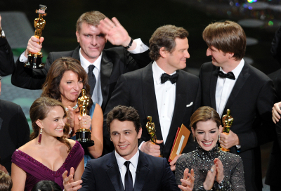 Avid customers top of Oscars pile