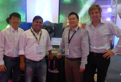 Martin Pro gives PALM India the thumbs-up