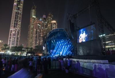 In Pics: Paolo Nutini live in Dubai