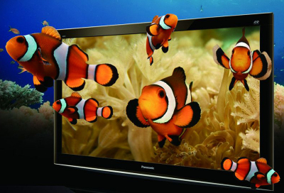 Panasonic to release 3D plasma for commercial use