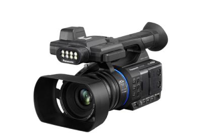 Panasonic unveils AG-AC30 entry-level camcorder