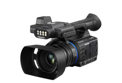 Panasonic unveils AG-AC30 entry-level camcorder