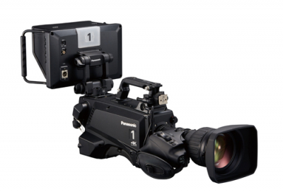 New models expand Panasonic studio camera line-up