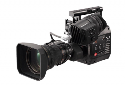 Panasonic launches new cameras at CABSAT