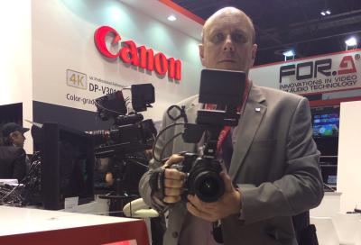 Canon: 4K broadcast inevitable