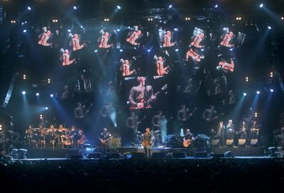 Paul Weller rocks the O2 Arena