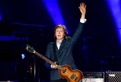 Paul McCartney uses Avid Everywhere
