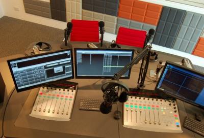 MGI builds radio station for UAE's CMN