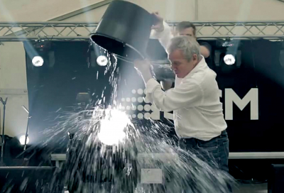 SGM G-Spot takes the ice bucket challenge