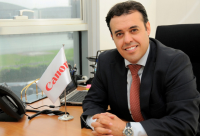 New GM for Canon Emirates