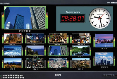 Plura launches broadcast timers