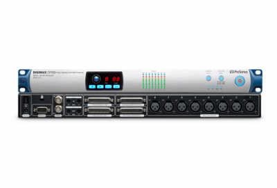PreSonus unveils newest preamp in DigiMax series