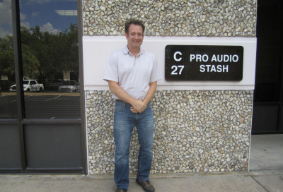 Pro Audio Stash opens Texas office