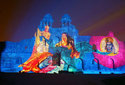First Indian video Son et Lumiere goes live