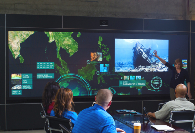 Prysm to exhibit Cascade video walls at InfoComm