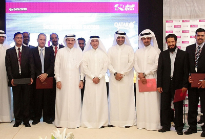 Qatar Airways goes live at Qtel Data Centre