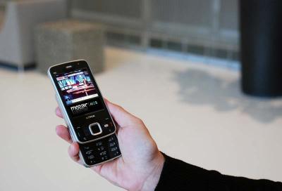 Qtel expands mobile TV options ahead of DVB-H launch