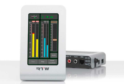 RTW shows TouchMonitor noise monitors at Cabsat