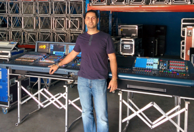 Sound on Stage adds Midas PRO2 to its inventory