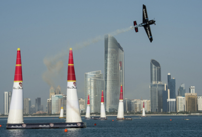 Delta Sound supports Red Bull Air Race