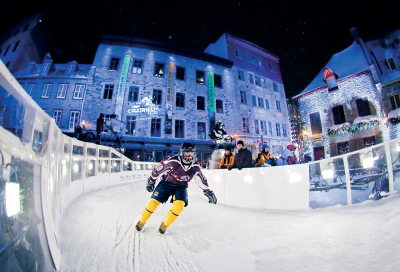 Red Bull crashes down in Quebec