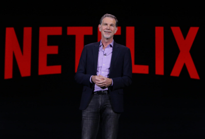 Netflix now available in Middle East