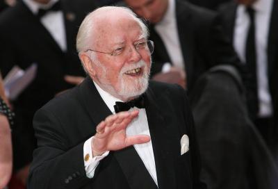 Lord Richard Attenborough dies aged 90