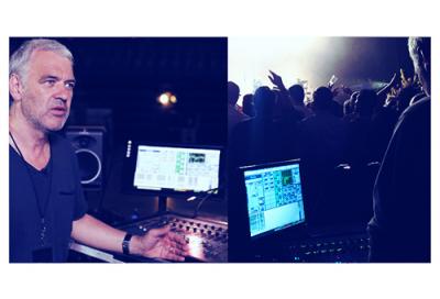 Avid live webinar 19th Nov: Mixing Massive Attack