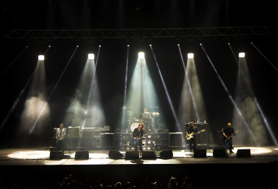 A breath of fresh Oxegen for Robe