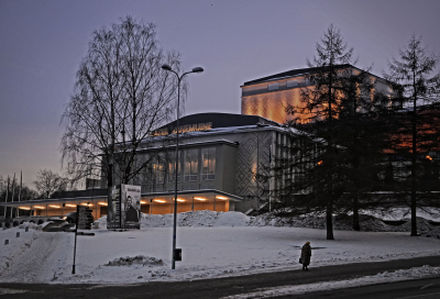Largest Robe theatre installation drops in Estonia