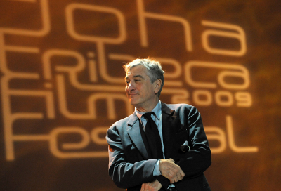 Doha Tribeca film fest gets thumbs up from De Niro