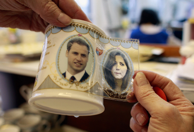 British royal wedding to be shown in 3D?