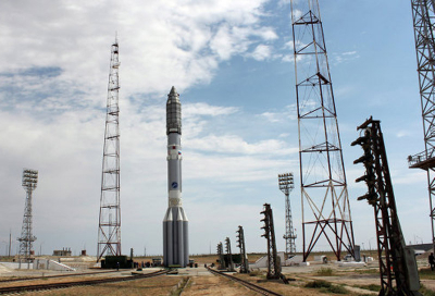 Russia launches rocket with Dutch satellite