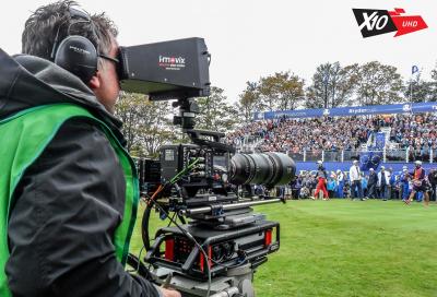 Sky Sports makes 4k broadcast history