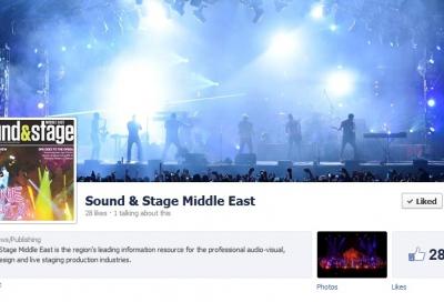 Sound & Stage on Facebook