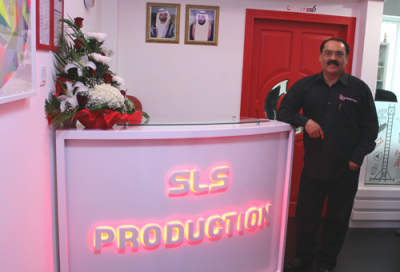 SLS Production opens new office