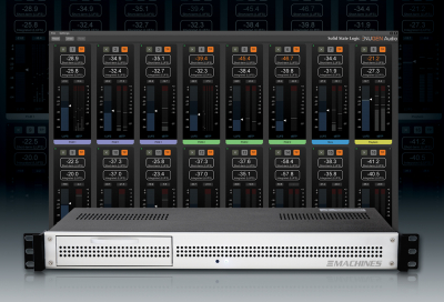 SSL announces new loudness monitoring system