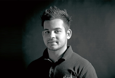 10 minutes with: Sameer Rahman