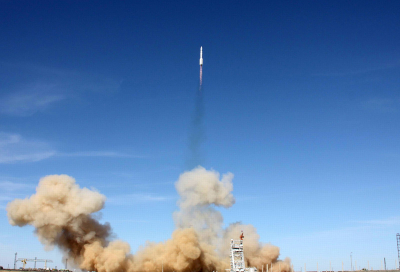 Iraq joins the space race