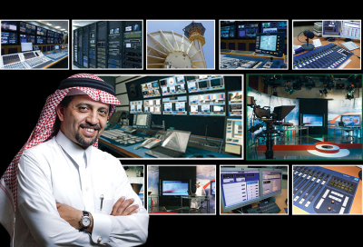 Inside Saudi TV