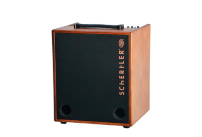Schertler adds JAM to new amplifier series