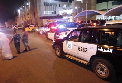 Armed mob destroys Kuwaiti TV station