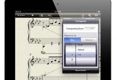 Avid launches debut i-Pad app