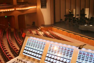 McCallum Theater goes digital with Harman