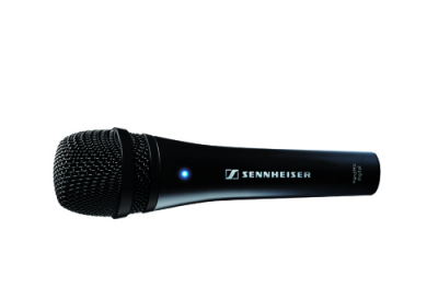 Sennheiser previews HandMic digital at PL+S
