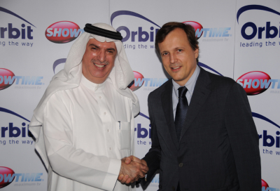 Showtime and Orbit merge